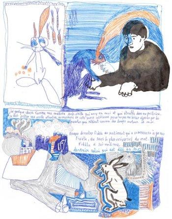 Illustration, illustrateurs (contemporains) Ombre46