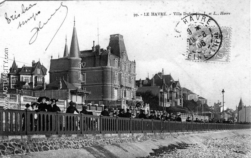 Sainte-Adresse - Sur les traces de Dufayel 19422