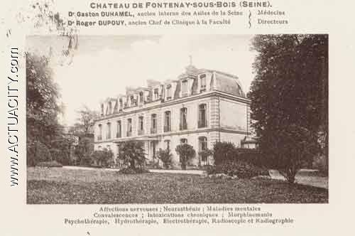 Jean Jacques Rousseau à Fontenay-sous-Bois 24154