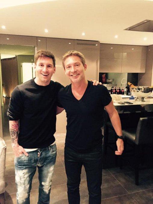 ¿Cuánto mide Ricardo Darín? - Altura - Real height - Página 2 Messi-suar