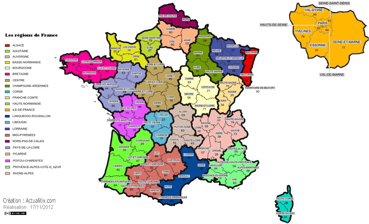 Les Chateaux de René no 17 trouvée par MD56 - Page 2 Carte-des-regions-de-france