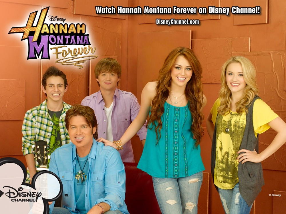 [Disney Channel] Hannah Montana Forever (2010-2011) - Page 2 LogosAffichesHMSaison4_02