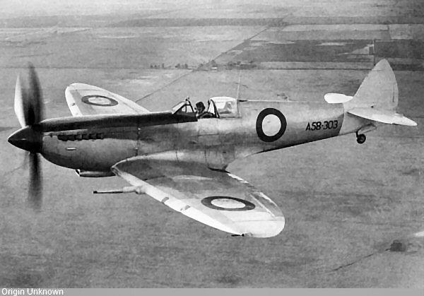 Spitfire Mk VIII RAAF [AZ Model] ND_2A58_303