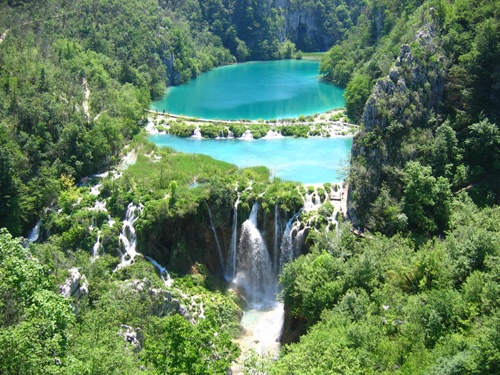 Jezera Plitvice-jezera