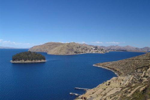 Jezera Titikaka-jezero