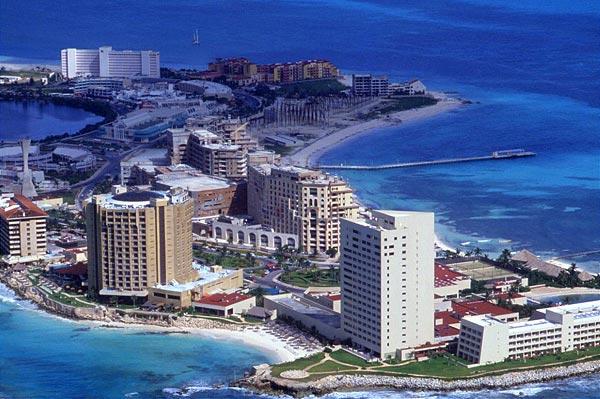 جزيرة كانكون ...إحدى جزر الكاريبي 000235r