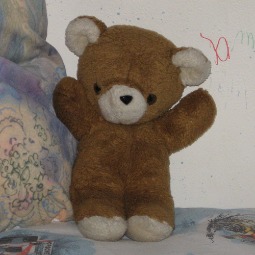 The Teddy Bear Appreciation Thread Corduroy