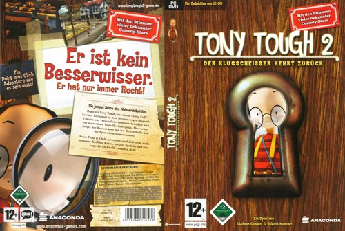 Spend, spend, spend!!! - Tell us about the GAMES you've bought, found, or .... whatever! :-) - Page 2 Tony-tough-2-cover