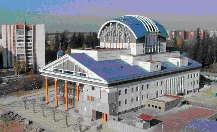 Уже и театры строят в форме параплана! F615EC99-34F9-B848-9FB2-66270D07B4B41