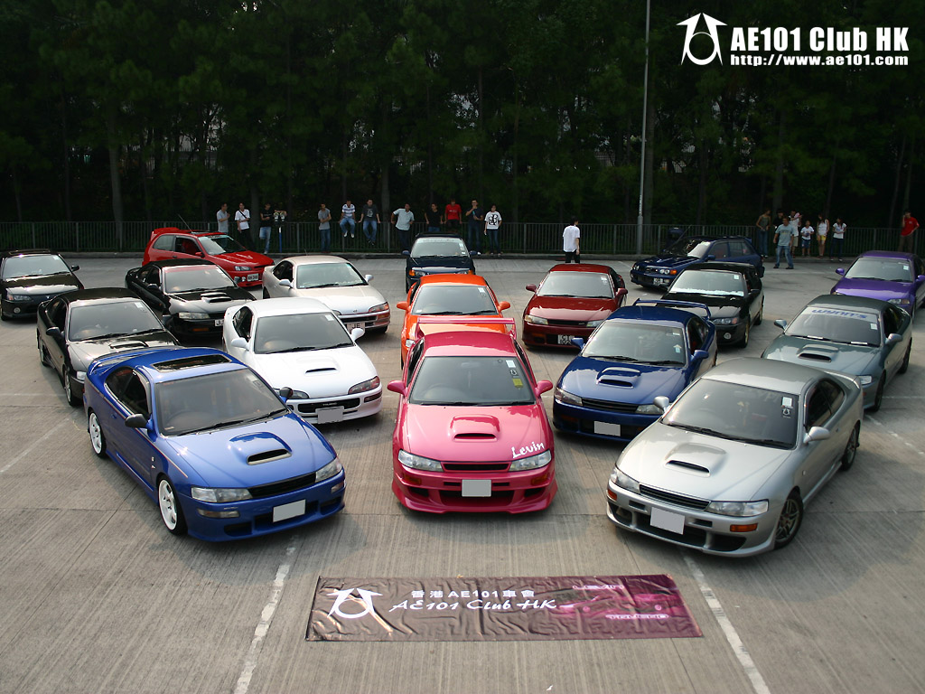 Others' AE101 Coupe AE101Club_W28