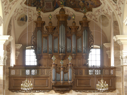 Bach - Oeuvres pour orgue - Page 4 Ebersmuenster