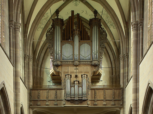 Bach - Oeuvres pour orgue - Page 4 Marmoutier