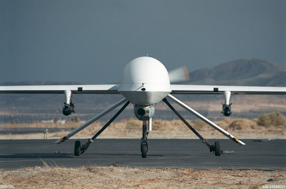 EE.UU. ha perdido más de 400 drones militares desde 2001 Predator-foto-General-Atomics-580x384