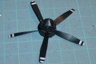 Monte o Super Tucano de papel Propeller-190x126
