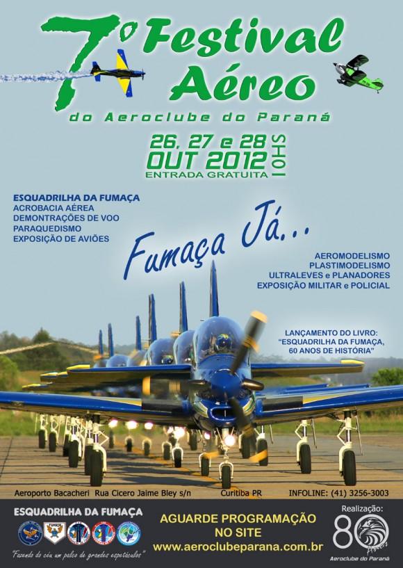 7º Festival Aéreo do Aeroclube do Paraná Festival-aereo-aeroclube-do-parana-580x817