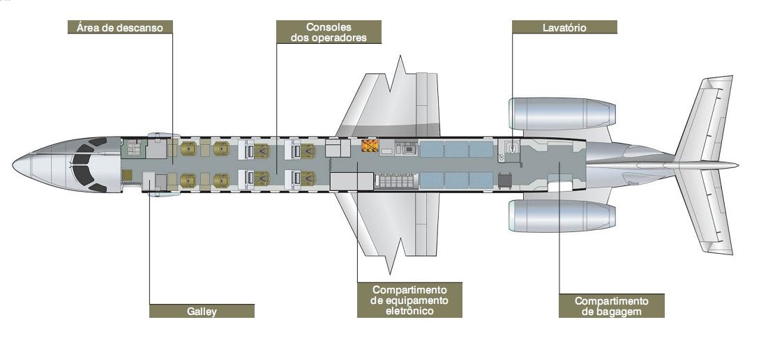 Centenario Fuerza Aerea Mexicana. - Página 6 EMB-145-AEWC-configuracao-interna