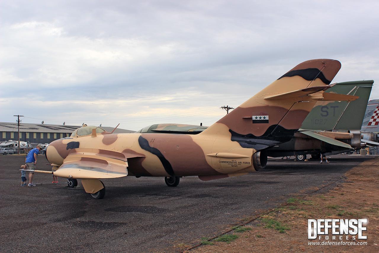 Fuerza Aérea Conmemorativa (CAF) CAF-MiG-17-4