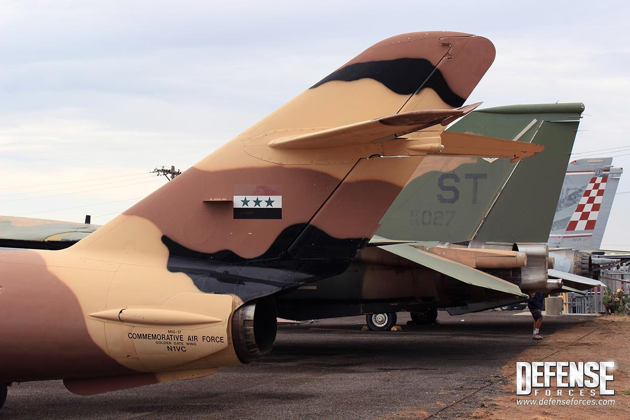 Fuerza Aérea Conmemorativa (CAF) CAF-MiG-17-5