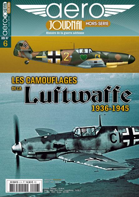 *Montage pas-à-pas* Arado 231 v1 [MPM 1/48] - Page 2 Couv-aj-hs-6-grande