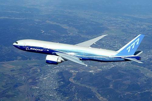 Как наши предки представляли будущее Boeing-777-zakaz