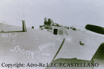 In mémoriam Crash du  B24 Libérator du capitaine Robert W. H B24_41-29412zoom