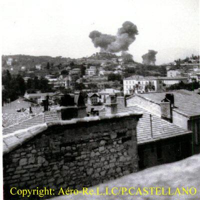 In mémoriam Crash du  B24 Libérator du capitaine Robert W. H Hornbakercrash