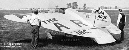 APPAREILS ET PROJETS AERONAUTIQUE DES NAZIS Arup-s2