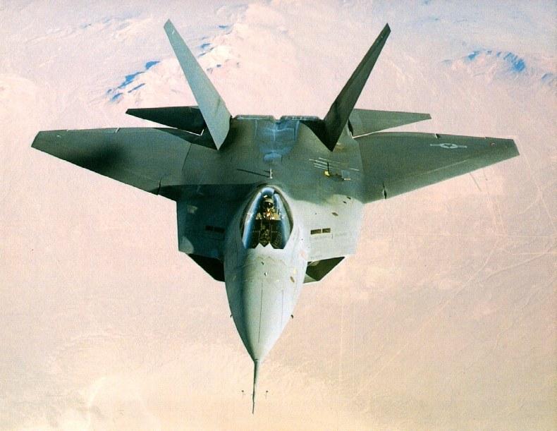 Lockheed Martin F-22 Raptor YF-22