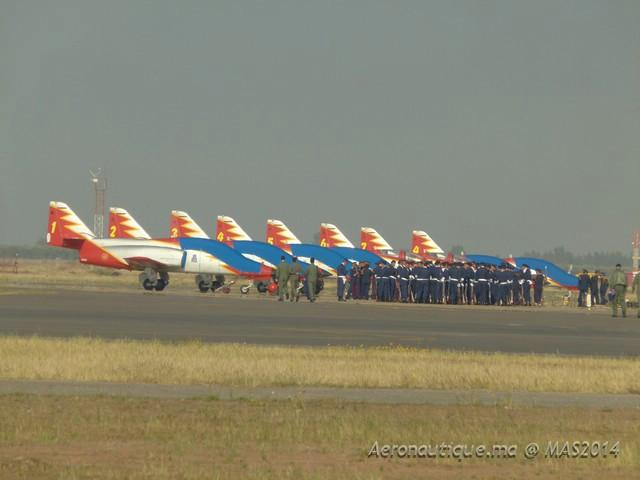 Participation étrangère au Marrakech Air show 2014 Gal-2597886
