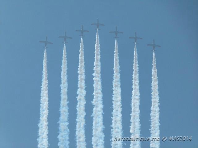Participation étrangère au Marrakech Air show 2014 Gal-2597905