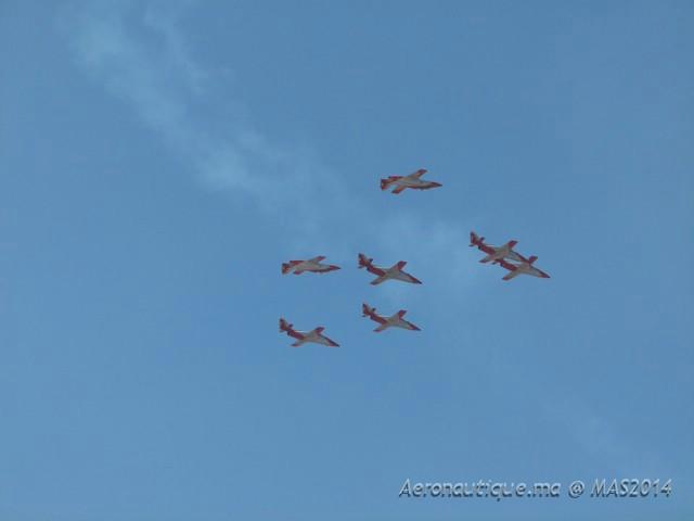 Participation étrangère au Marrakech Air show 2014 Gal-2597908