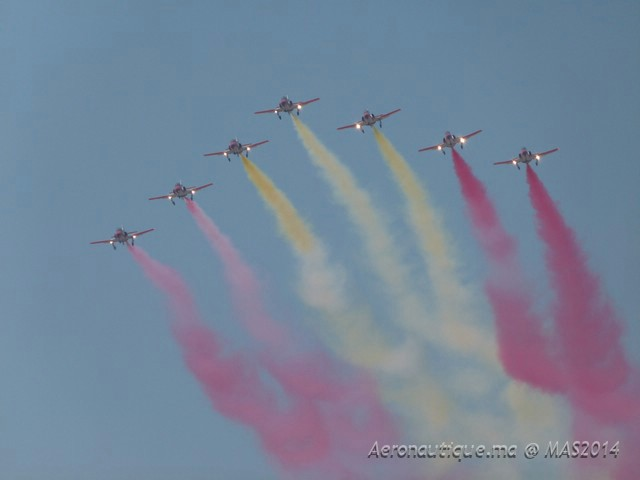 Participation étrangère au Marrakech Air show 2014 Gal-2597909