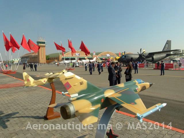 Photos Marrakech Air Show 2014 : Stands FRA et MRM Gal-2601077