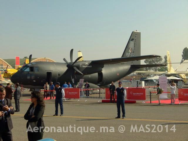 Participation étrangère au Marrakech Air show 2014 Gal-2601078