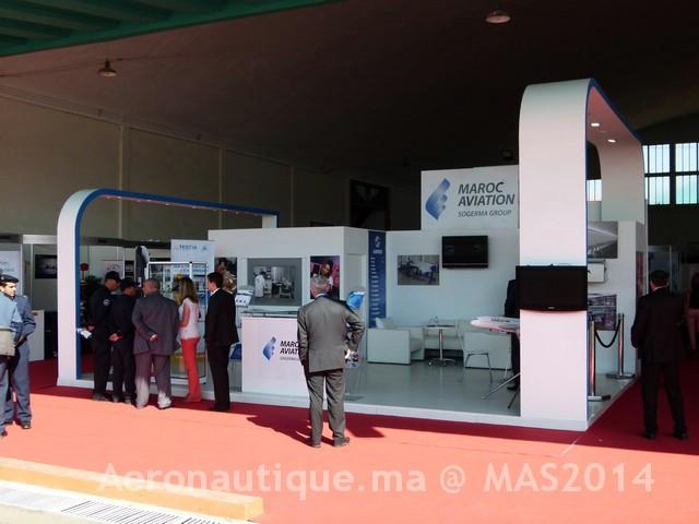 Stands des différents exposants / Exhibitors Stands Gal-2601185