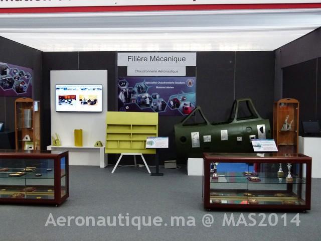 Photos Marrakech Air Show 2014 : Stands FRA et MRM Gal-2601192