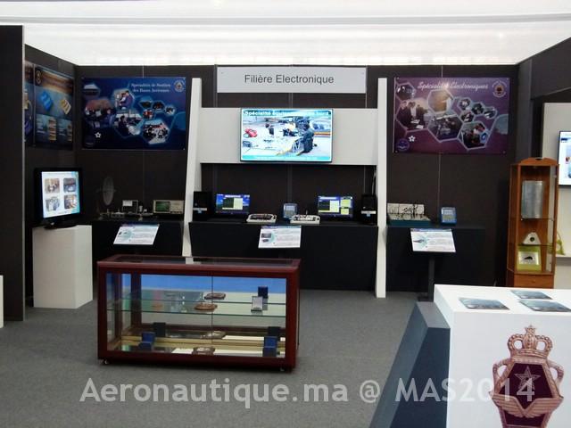 Photos Marrakech Air Show 2014 : Stands FRA et MRM Gal-2601193