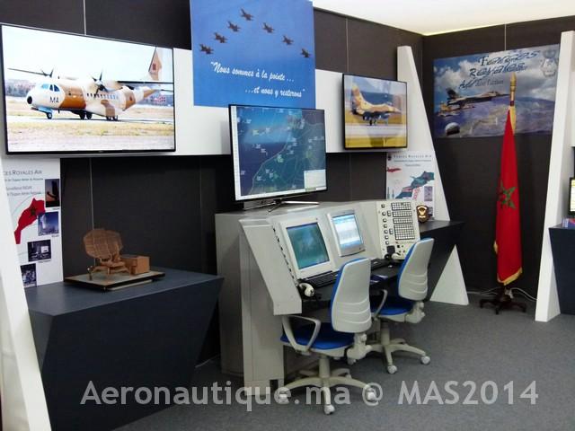 Photos Marrakech Air Show 2014 : Stands FRA et MRM Gal-2601195