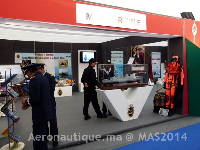 Photos Marrakech Air Show 2014 : Stands FRA et MRM Gal-2601199