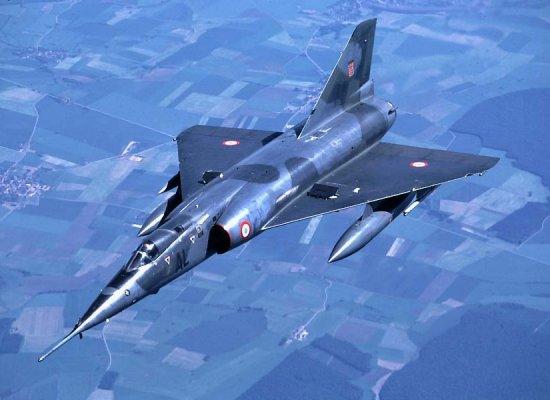 المقاتلة الميراج 3 الفرنسية ......... Mirage4_07