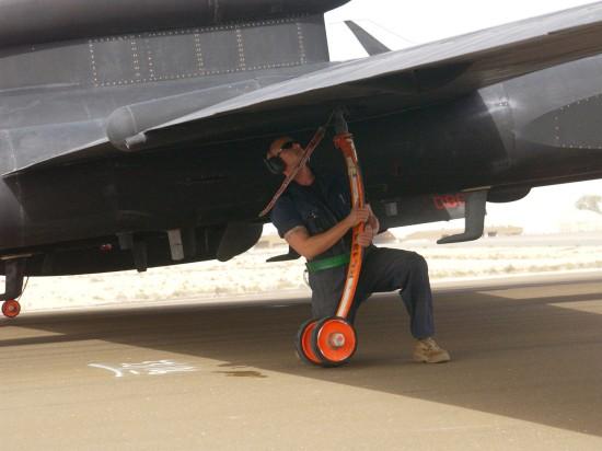 طائره الاستطلاع والتجسس الامريكيه المشهوره U-2  U2_17