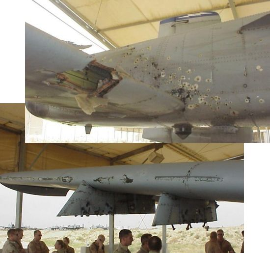 الوداع المؤجل - A-10 Thunderbolt II A10