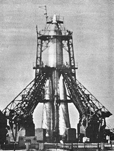 Venera - Misije R7-sputnik