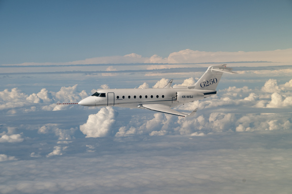 IAI aviation civile 408