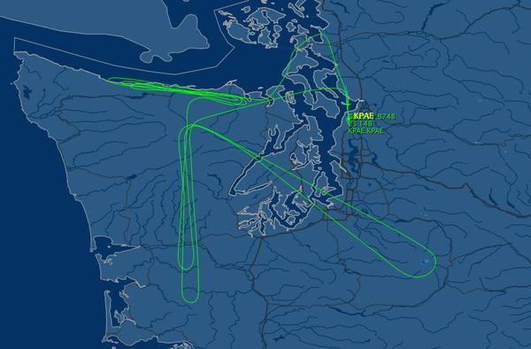 LE BOEING 747-8 500