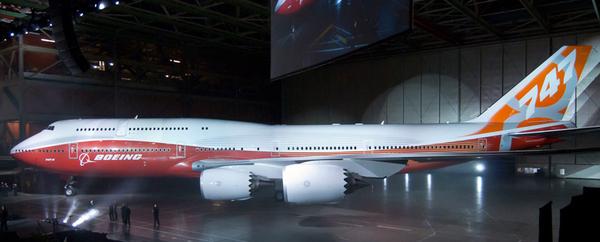 LE BOEING 747-8 993