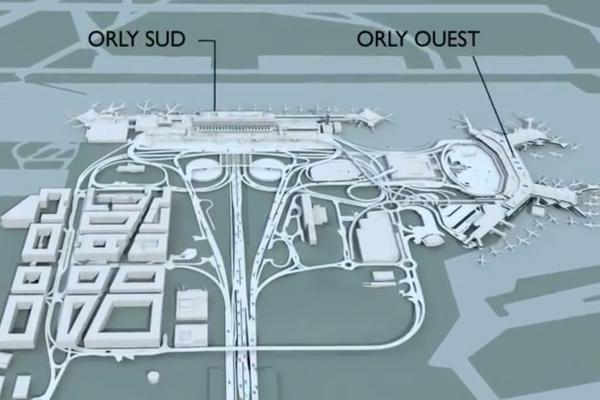 Orly 2018 : le projet de l'aéroport en images 2274