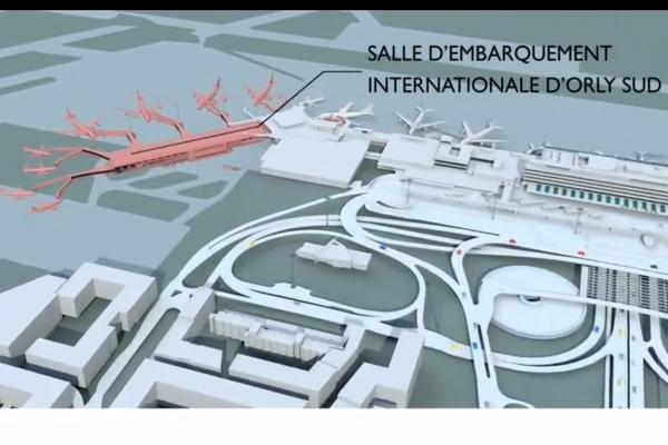 Orly 2018 : le projet de l'aéroport en images 2275