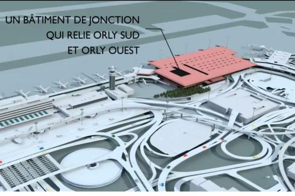 Orly 2018 : le projet de l'aéroport en images 2277