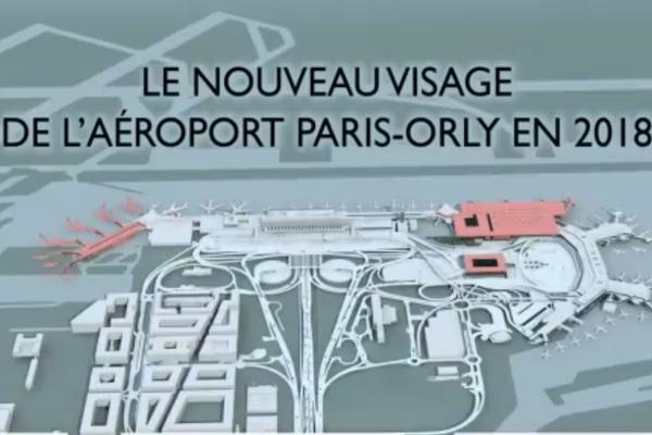 Orly 2018 : le projet de l'aéroport en images 2278